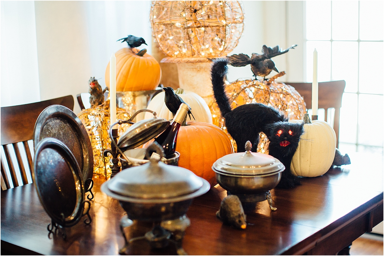 Indoor Halloween Fall Decor_02