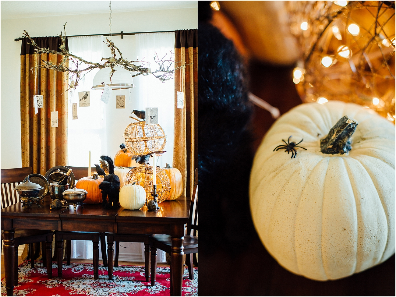 Indoor Halloween Fall Decor_03