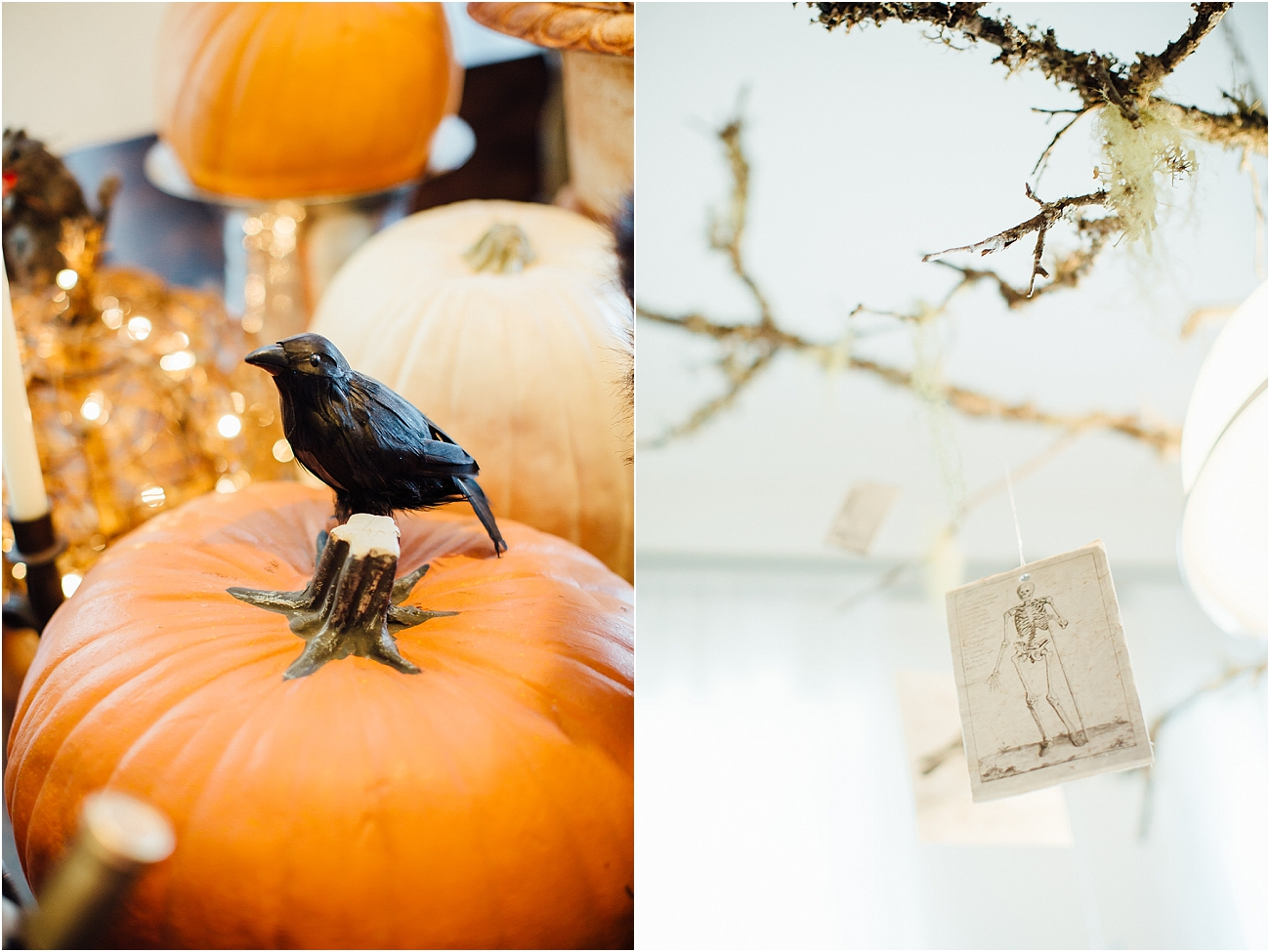 Indoor Halloween Fall Decor_06