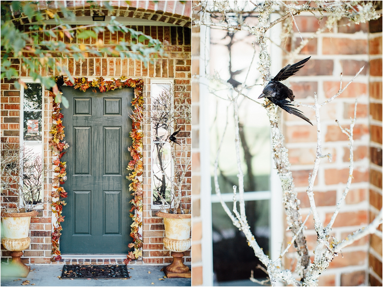 Indoor Halloween Fall Decor_13