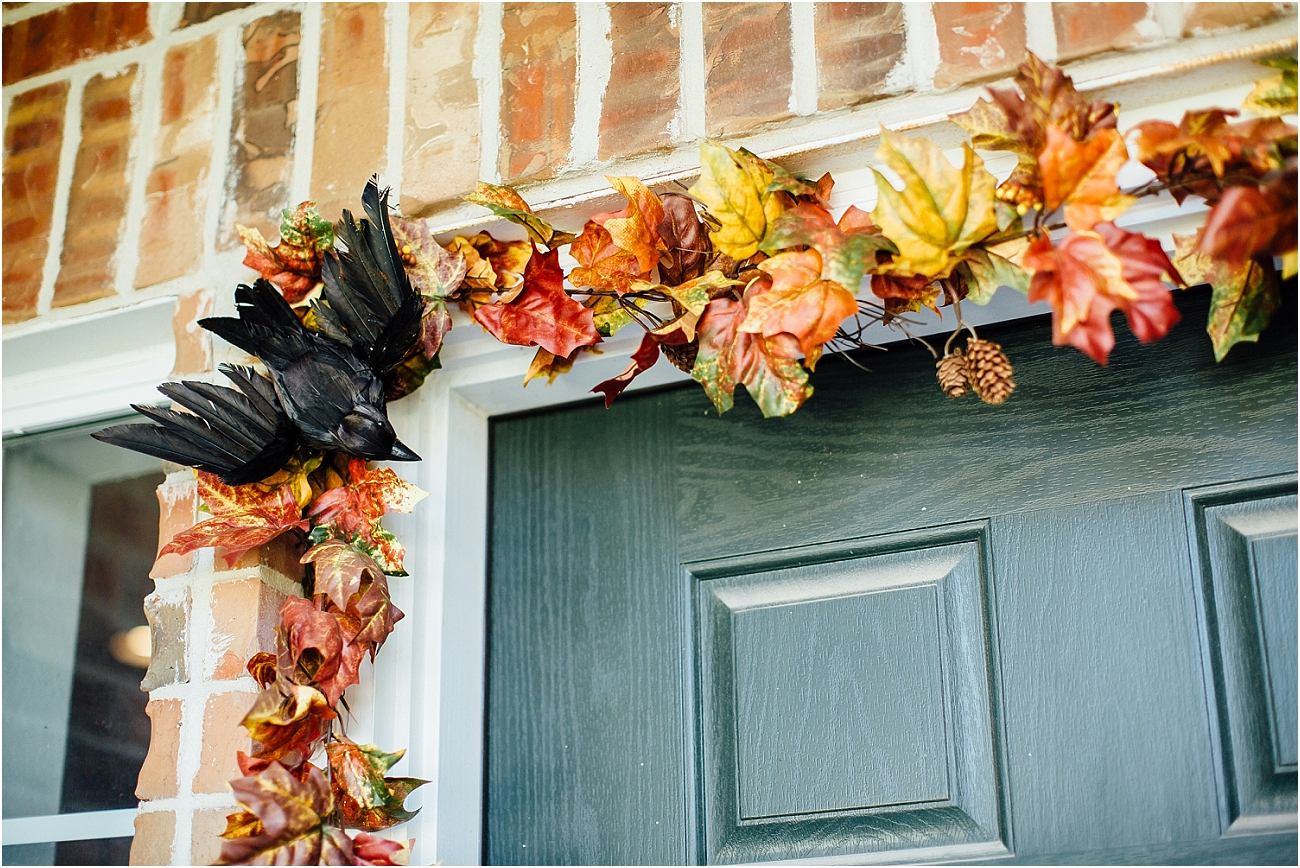 Indoor Halloween Fall Decor_15