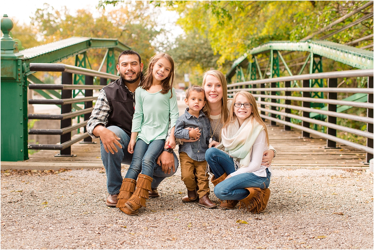 Outdoor Houston Tx Family Photography Portraits