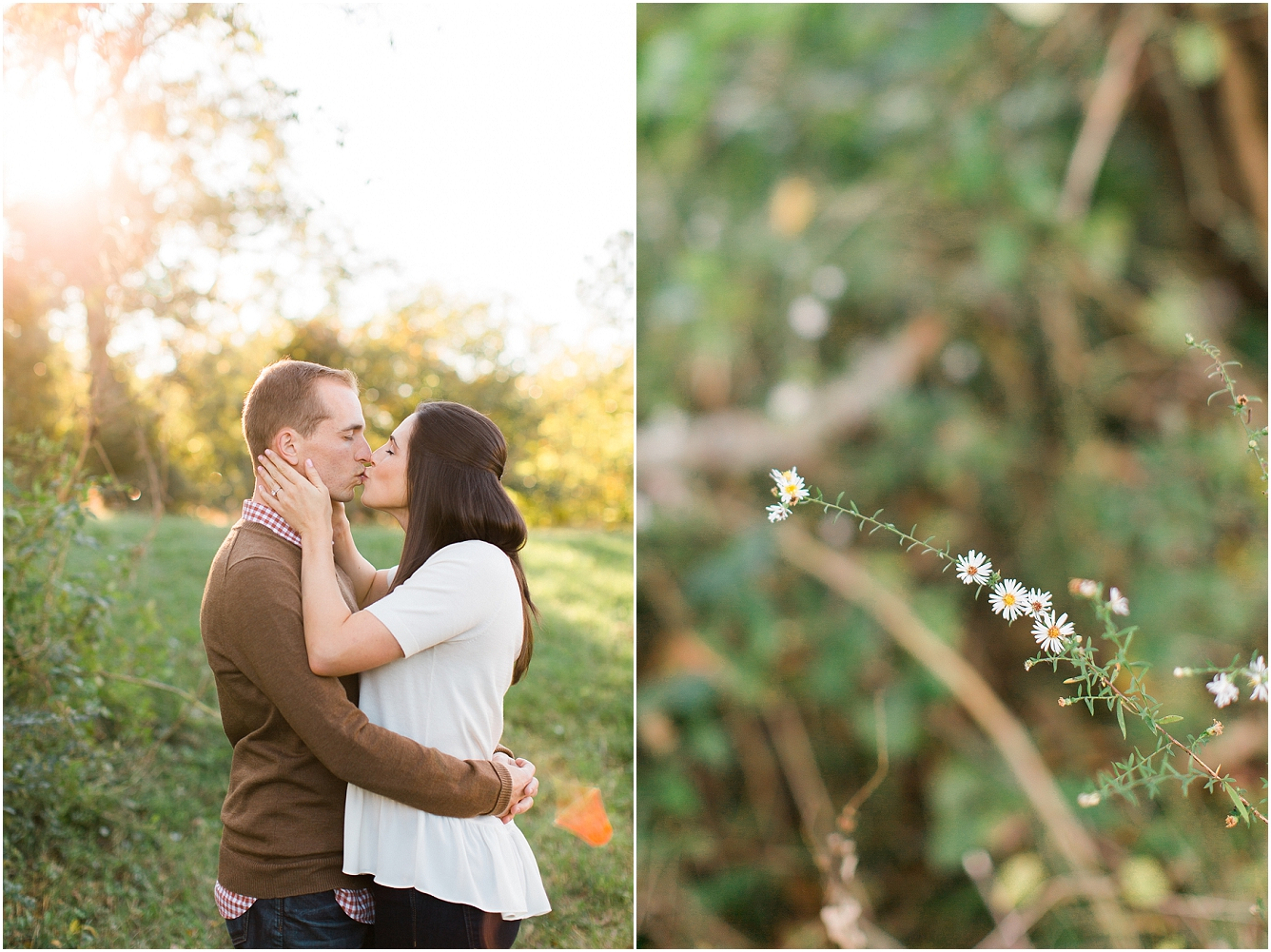 Cozy Fall Engagement Photography in Katy, TX_13