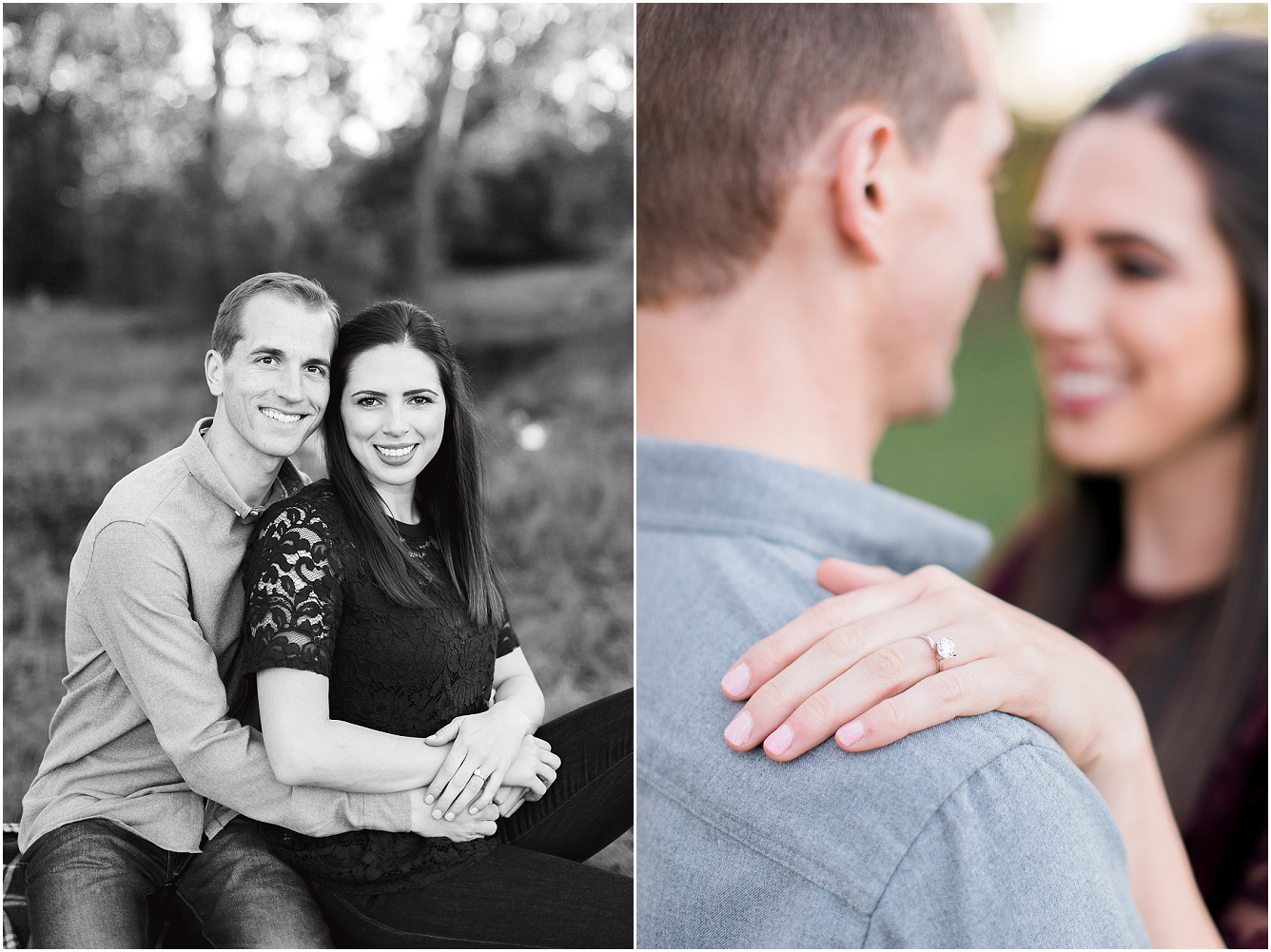 Cozy Fall Engagement Photography in Katy, TX_16
