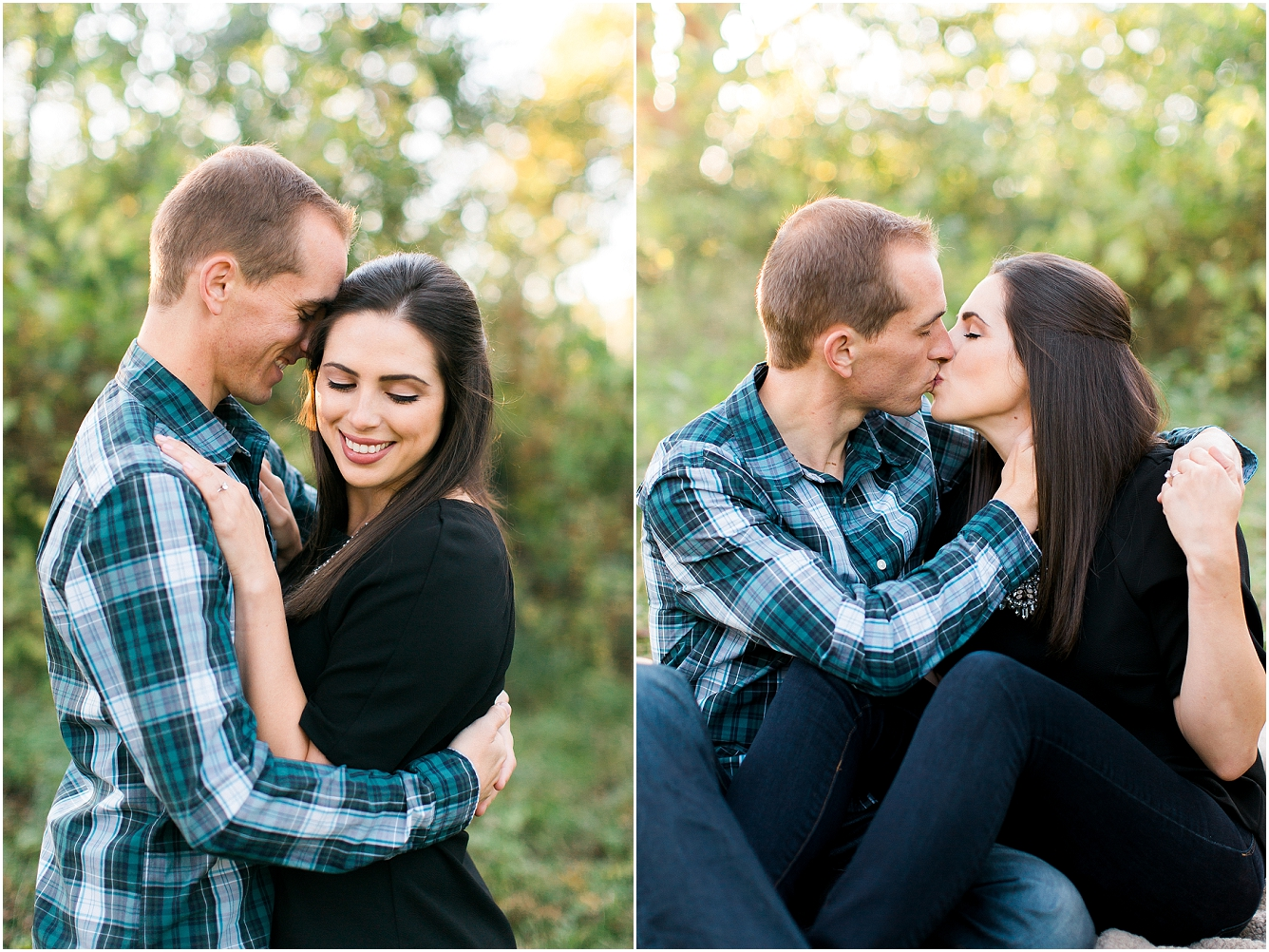 Cozy Fall Engagement Photography in Katy, TX_21