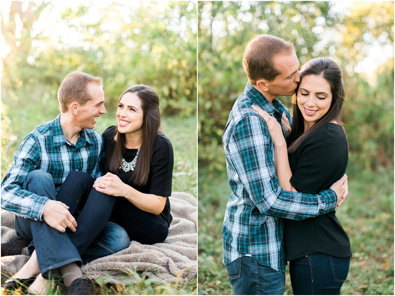Cozy Fall Engagement Photography in Katy, TX_22