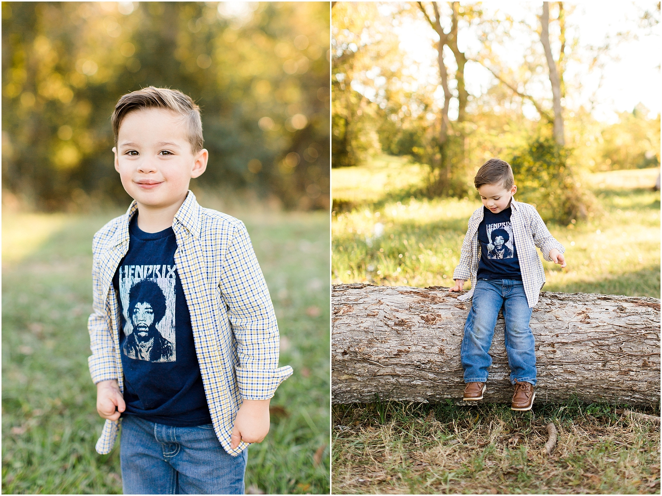 Outdoor Child Photography | Katy, TX Family Photography