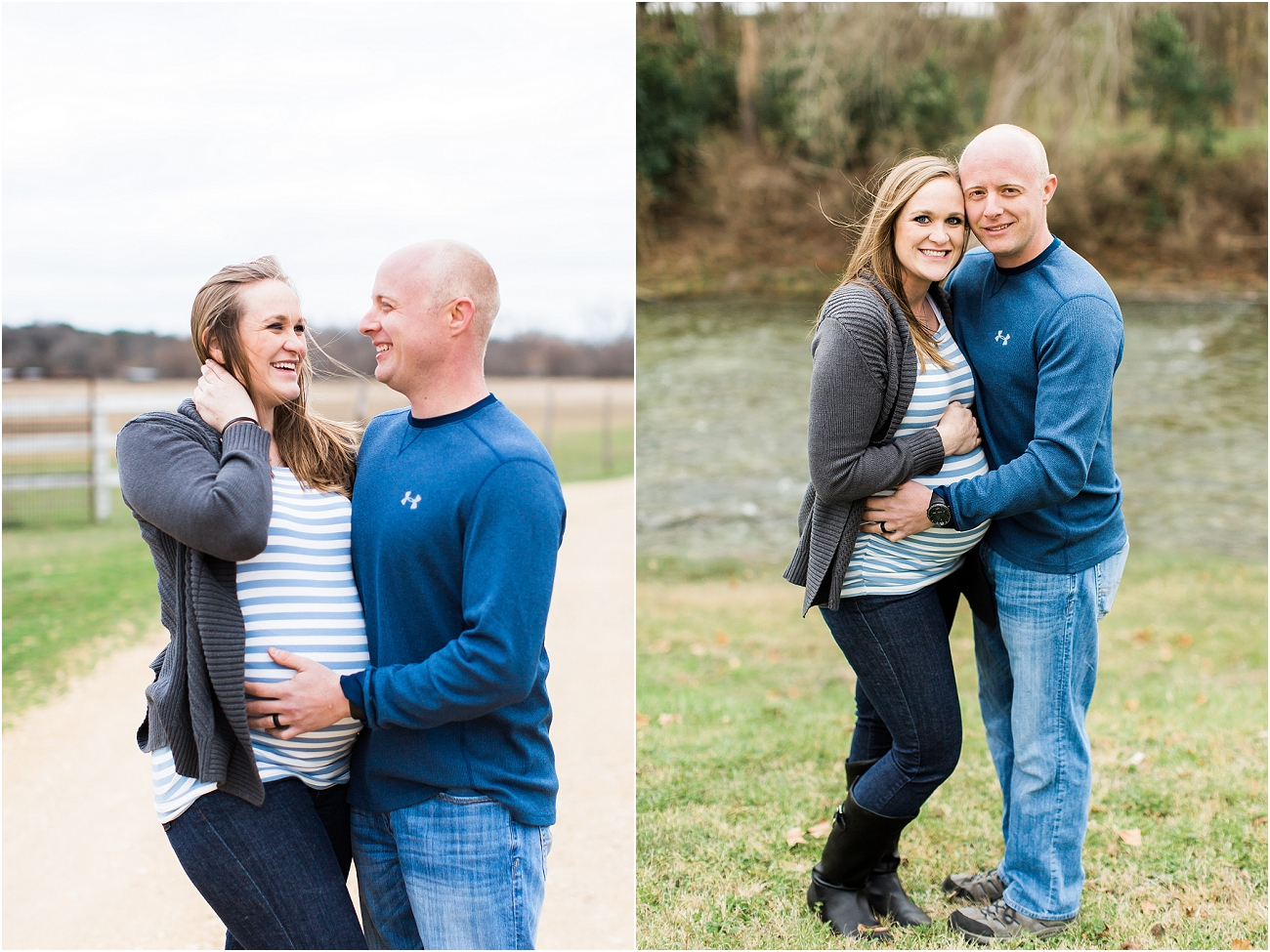Houston Outdoor Winter Maternity Session_08