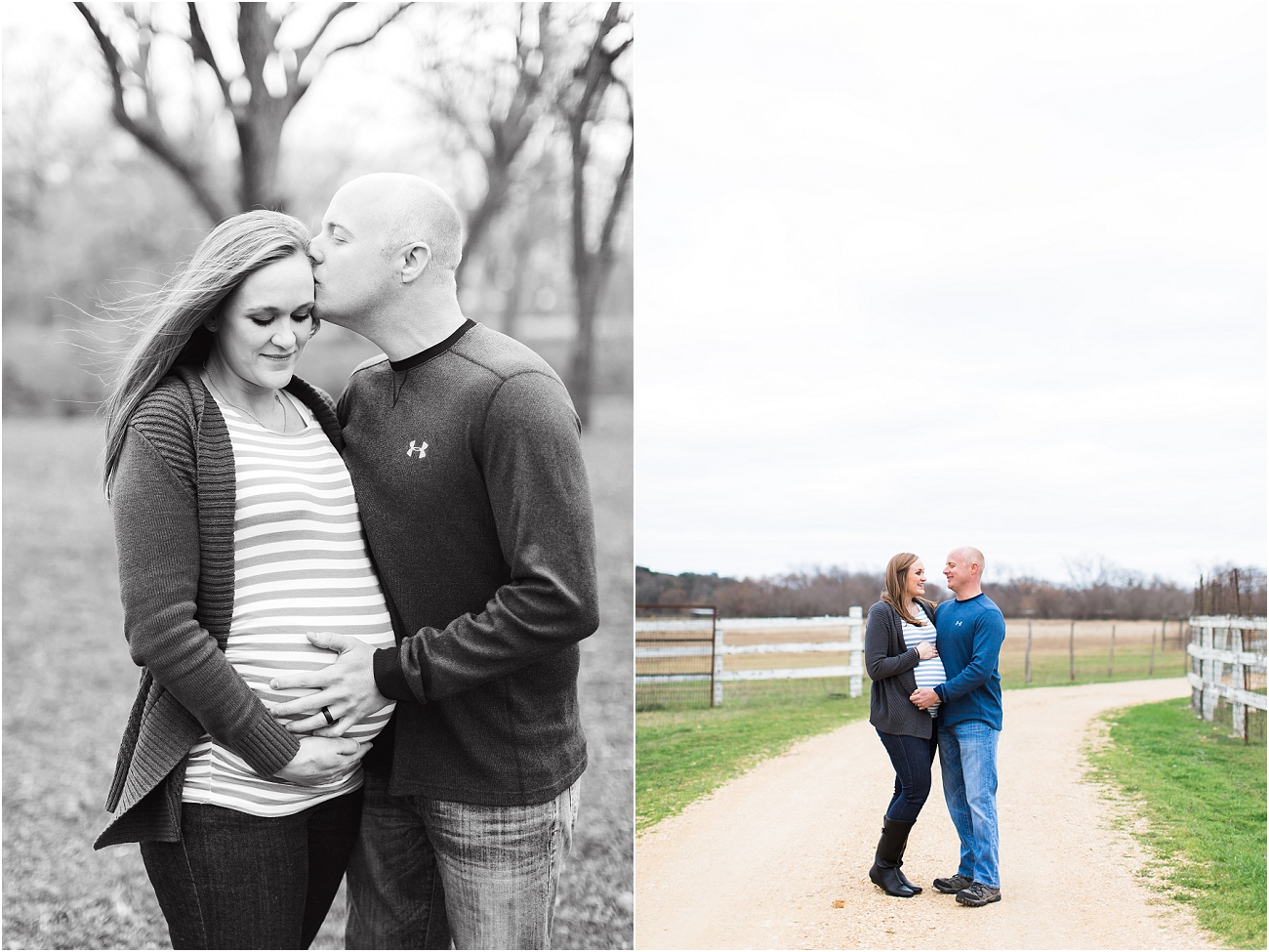 Houston Outdoor Winter Maternity Session_12