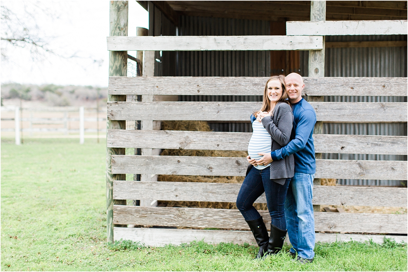 Houston Outdoor Winter Maternity Session_19