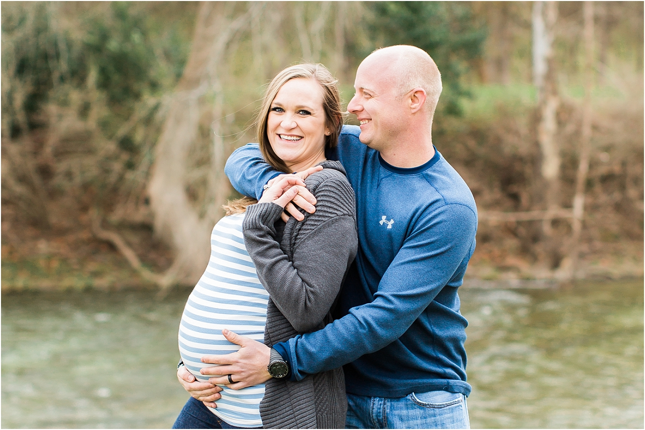 Houston Outdoor Winter Maternity Session_21