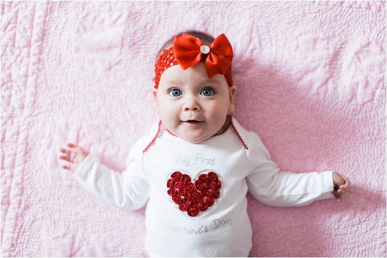 Baby Valentine Portraits Houston TX Photographer_5