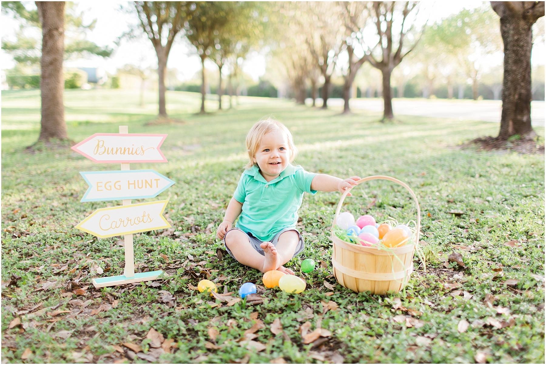 Katy TX Easter Mini Session Family Photographer_13
