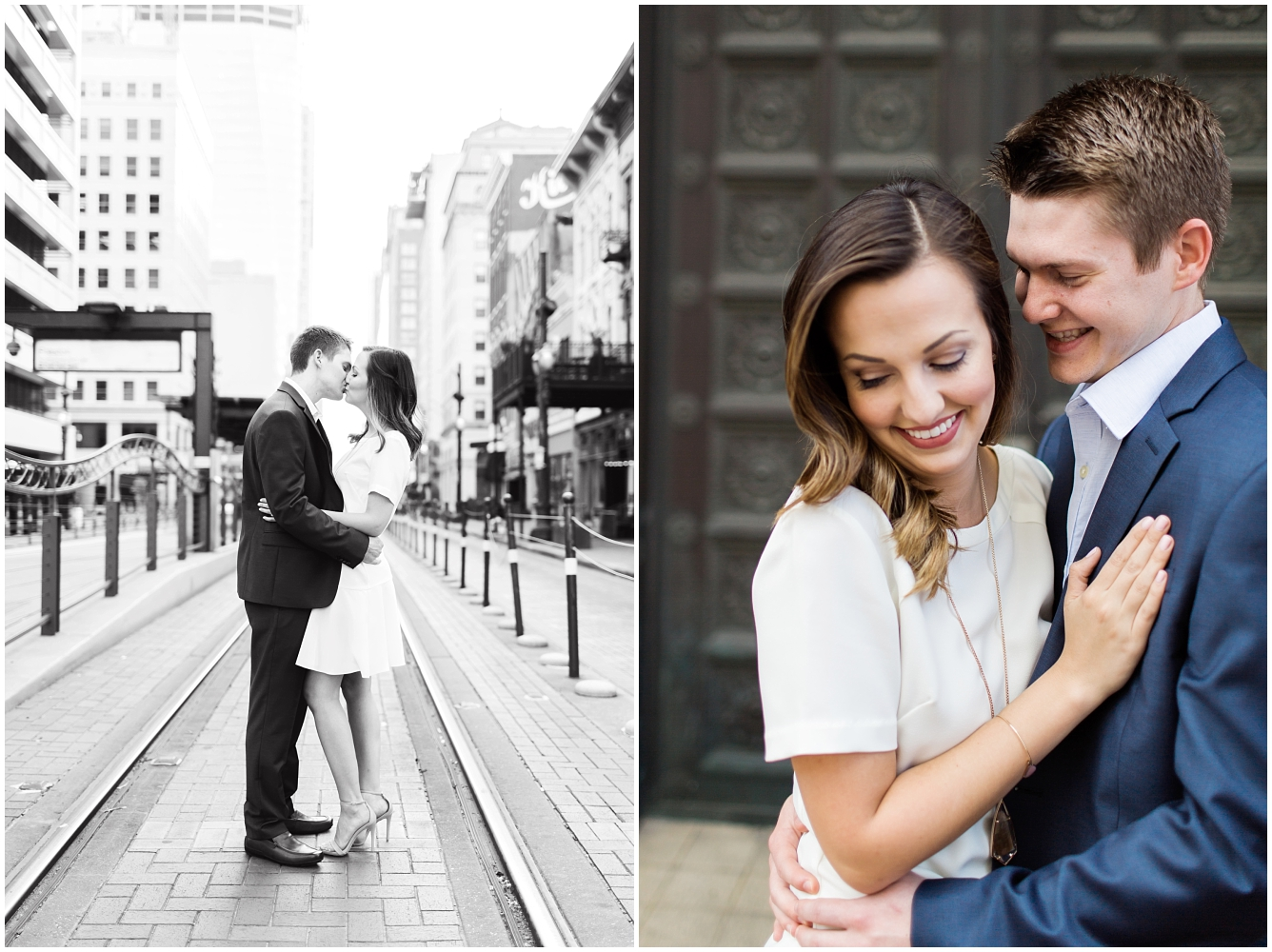 Downtown Houston Engagement Session_02