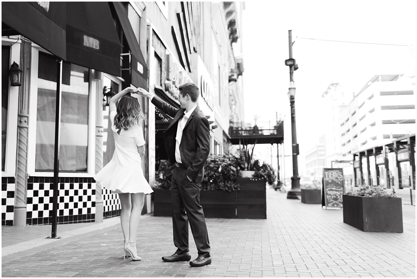 Downtown Houston Engagement Session_04