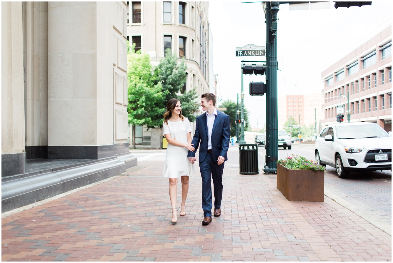 Downtown Houston Engagement Session_09