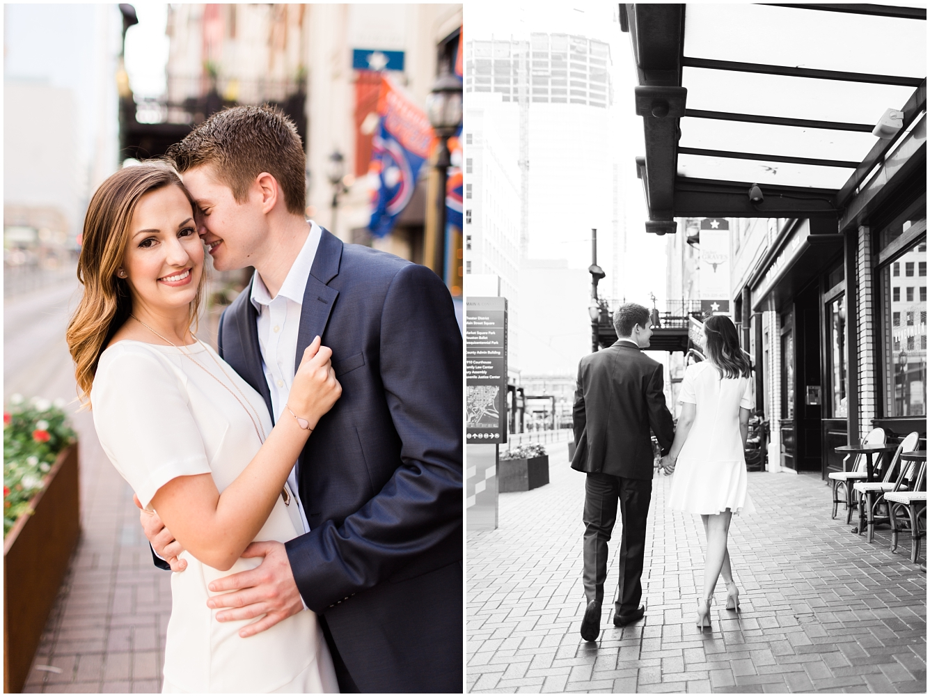 Downtown Houston Engagement Session_12
