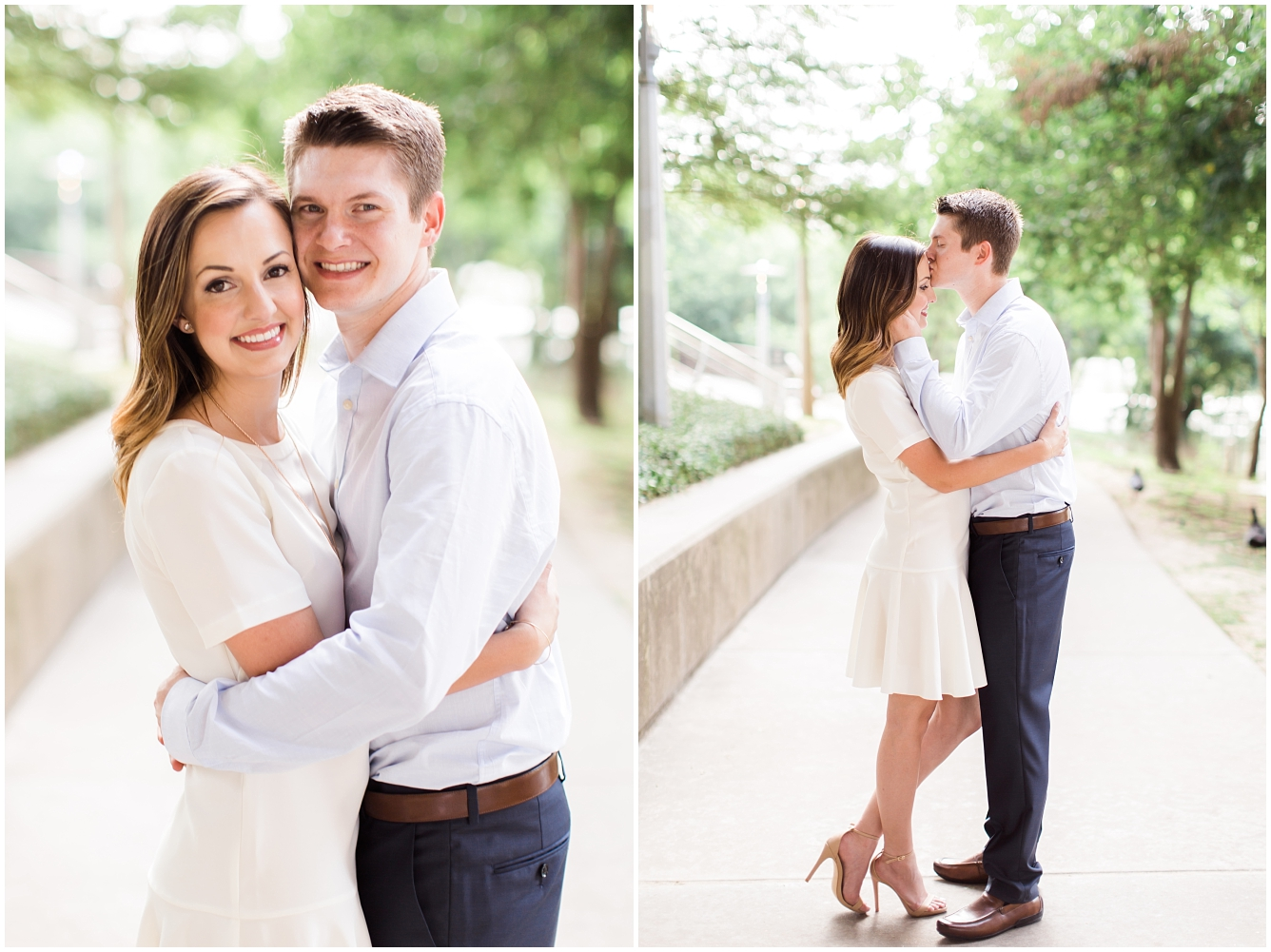 Downtown Houston Engagement Session_17