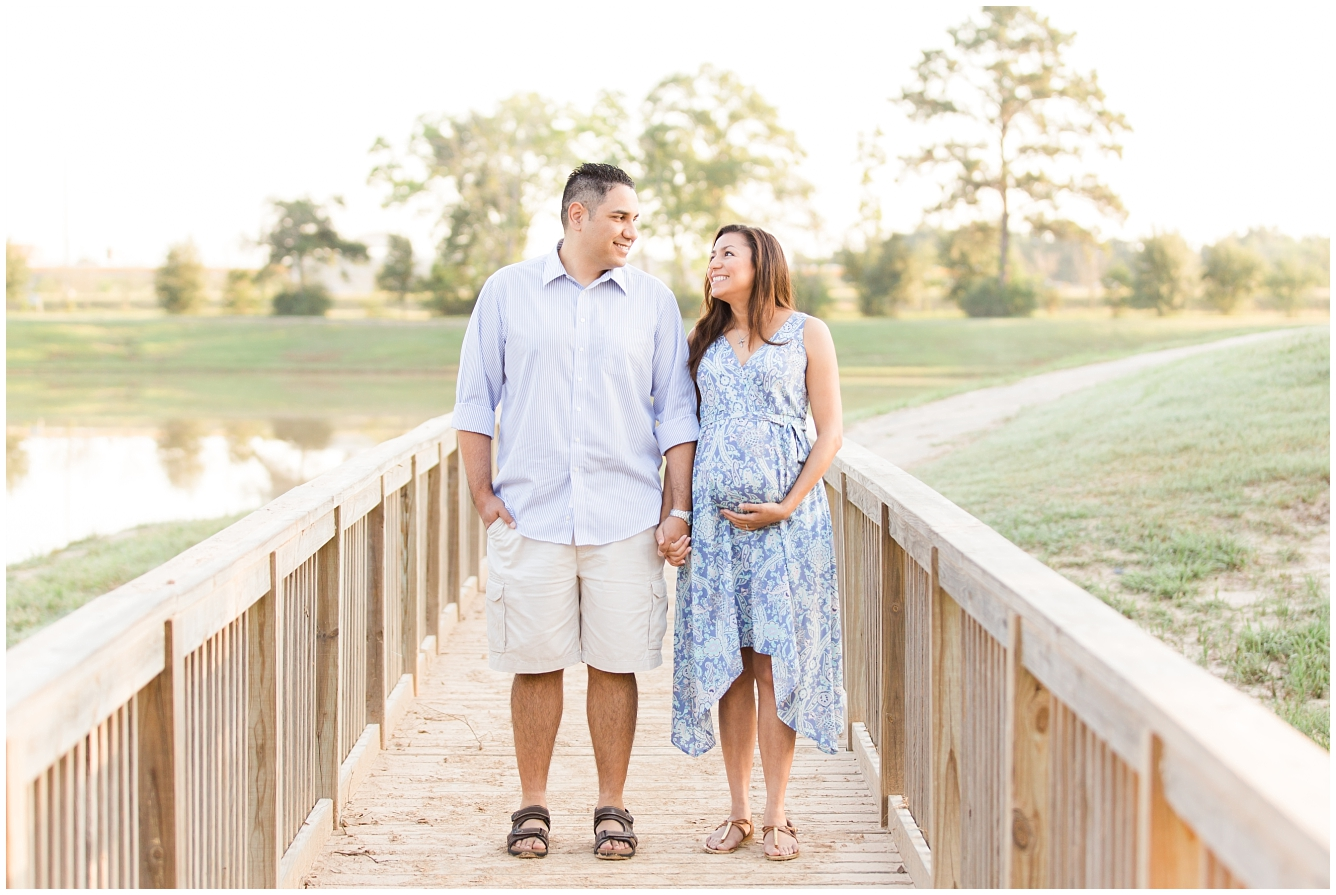 Katy TX Outdoor Maternity Session_01