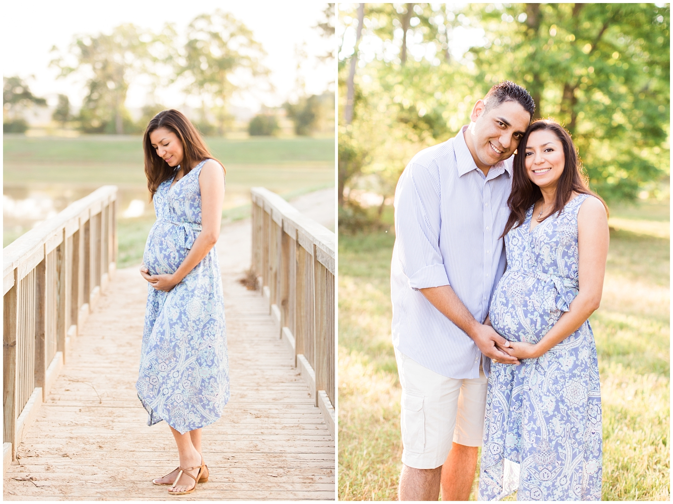 Katy TX Outdoor Maternity Session_13